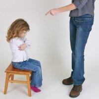 El castigo en la infancia