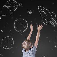 Los porqués de los niños sobre el espacio
