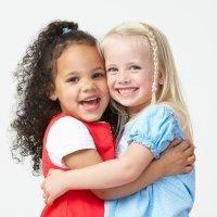 Los amigos en la infancia