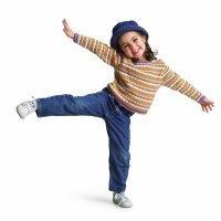 Beneficios del baile moderno en los niños