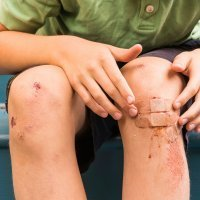 Identificar y tratar una herida infectada