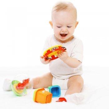 Juegos visuales para niños de 6 a 10 meses