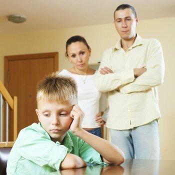 Cómo regañar a los niños de forma constructiva