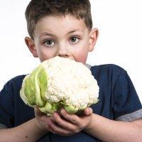 Alimentos blancos en la dieta de niños y embarazadas