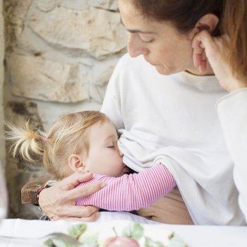 Alimentos que cambian el sabor de la leche materna