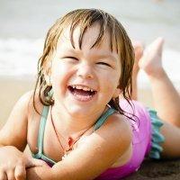 Los beneficios del sol para los niños
