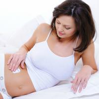 Las embarazadas y el uso de autobronceador