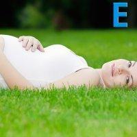 Diccionario para embarazadas con la letra E