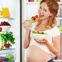 La alimentación en el embarazo y las alergias del bebé