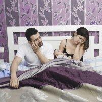 Los primeros problemas de la pareja tras el parto