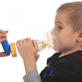 Causas y tratamiento del asma infantil