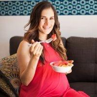 El exceso de salivación en el embarazo