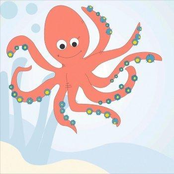 Los cefalópodos. Poema divertido para niños