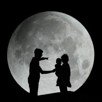 El ciclo lunar