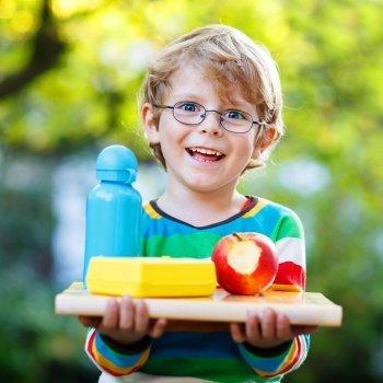 Por qué la merienda es tan importante para los niños