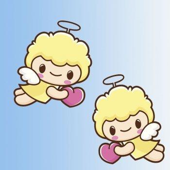 Los dos angelitos