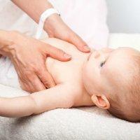Remedios naturales para la piel seca del bebé