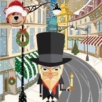 Cuento de Navidad. Cuento ilustrado para niños