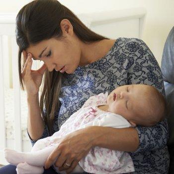 Qué es el Baby blues tras el parto