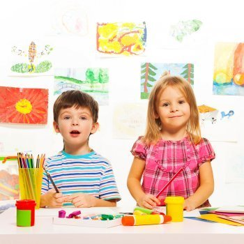 Manualidades para niños de 3 años