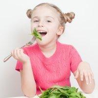 Hierro en la dieta de los niños