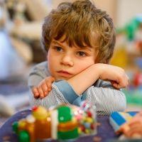 El miedo de los niños a quedarse solos