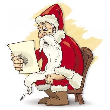 El ayudante de Santa Claus