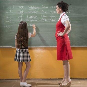 Errores y aciertos de los castigos en la escuela