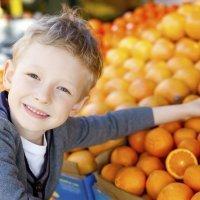 Para qué sirve la vitamina C en niños y embarazadas