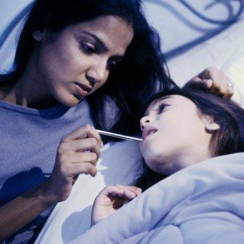 Tétanos en bebés y niños