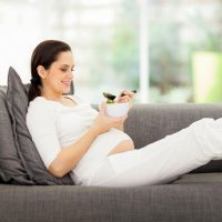 Frutos secos para aliviar las molestias del embarazo