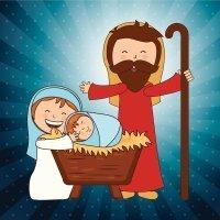 María Madre. Poema de Navidad para niños