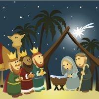 El ladrón del portal. Poesía infantil para Navidad