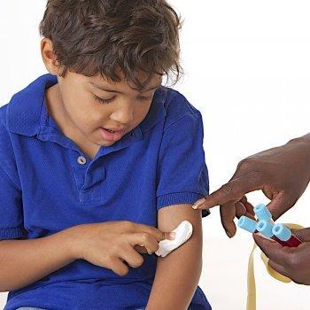 Cuándo deben hacerse un análisis de sangre los niños