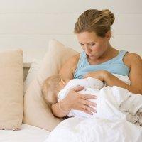 La mastitis en la lactancia materna. Síntomas y soluciones