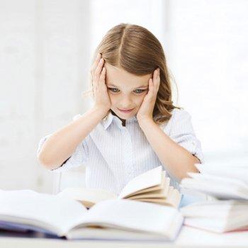 El miedo al fracaso en los niños