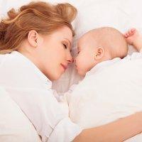 ¿Dormir en la cama de los padres?