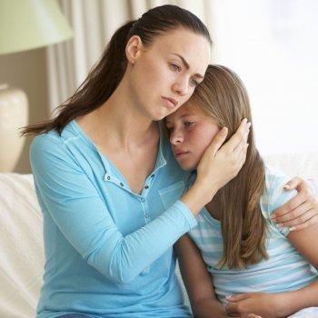 Cambios emocionales en las niñas tras la regla