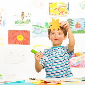 Manualidades con goma eva para niños