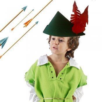 Sombrero de robin hood