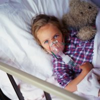 Las enfermedades más comunes en bebés y niños