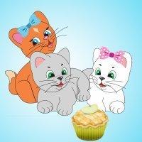 Three little kittens. Canciones en inglés para bebés