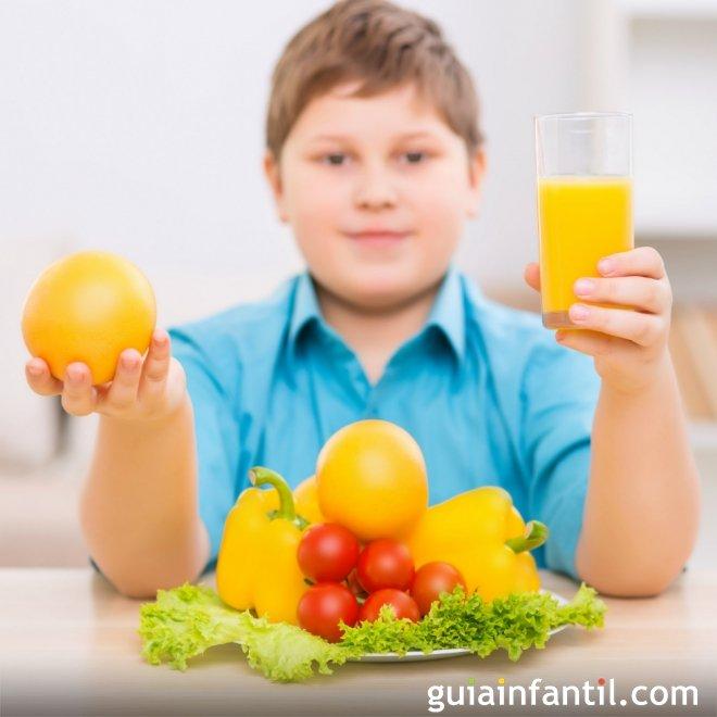 10 consejos contra la obesidad infantil