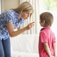 Castigar al niño según su edad