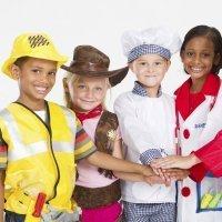Medidas de seguridad en los disfraces infantiles de Carnaval