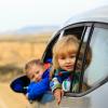 5 juegos para evitar las rabietas infantiles en el coche