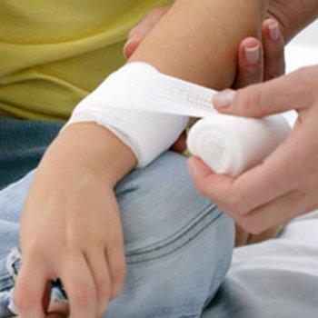 Las heridas más comunes de los niños