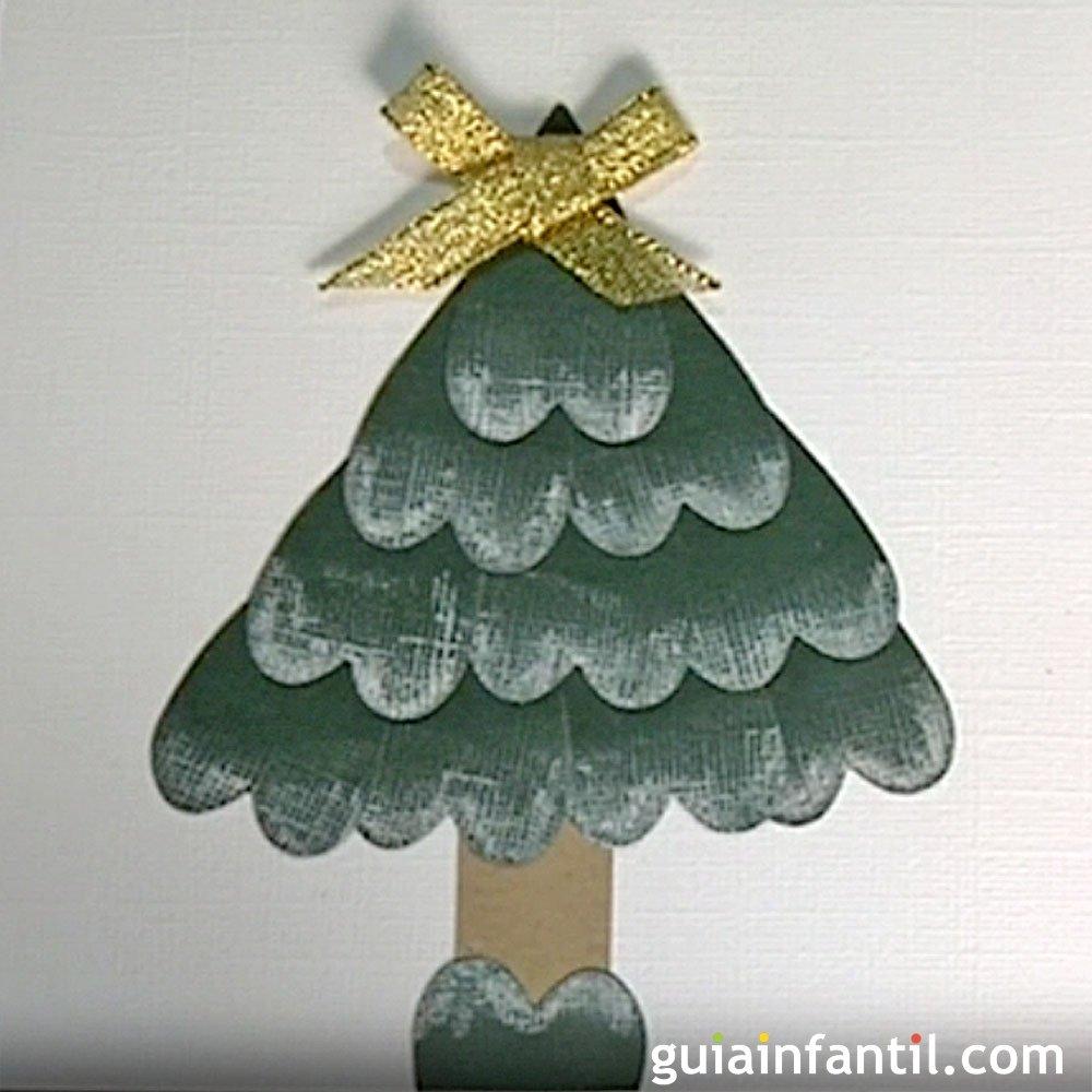 Ideas de postales de navidad para nios ideas de postales - Ideas para postales de navidad ...