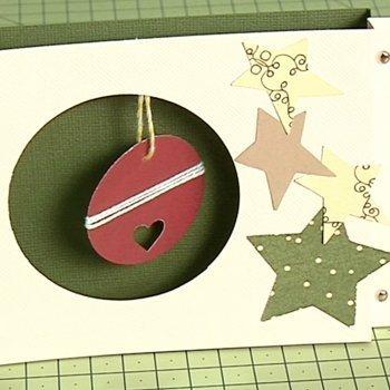 Bola de Navidad colgante