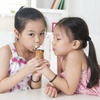 Compartir, un valor en alza para los niños